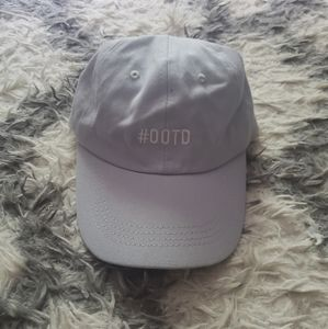 Perwinkle outfit of the day baseball hat
